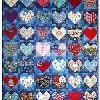Quilt 16 in the series of CHD Awareness Quilts was completed in November 2002