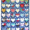 Quilt 20 in the series of CHD Awareness Quilts was completed in December 2003