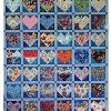 Quilt # 27 in the series of CHD Awareness Quilts