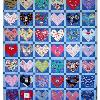 Quilt # 28 in the series of CHD Awareness Quilts