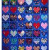 Quilt # 30 in the series of CHD Awareness Quilts