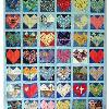 Quilt # 33 in the series of CHD Awareness Quilts