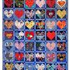 Quilt # 35 in the series of CHD Awareness Quilts