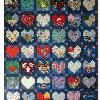 Quilt # 31 in the series of CHD Awareness QuiltsQui