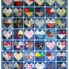 Quilt # 41 in the series of CHD Awareness Quilts