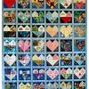 Quilt # 39 in the series of CHD Awareness Quilts