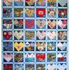 Quilt # 44 in the series of CHD Awareness Quilts