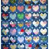 Quilt # 46 in the series of CHD Awareness Quilts