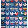 Quilt # 47 in the series of CHD Awareness Quilts
