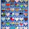 Quilt # 50 in the series of CHD Awareness Quilts