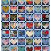 Quilt # 56 in the series of CHD Awareness Quilts